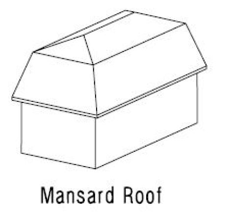 Marbex mansard for Mansard roof construction details